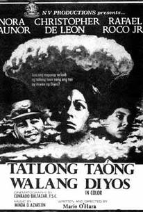 Three Years Without God (Tatlong taong walang Diyos) (Three Godless Years)