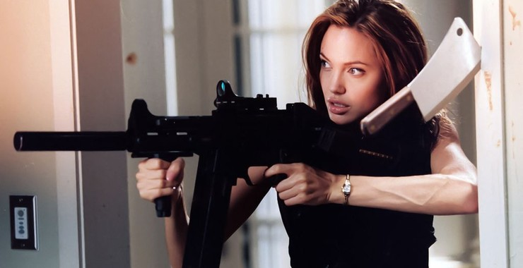 Mr Mrs Smith 2005 Rotten Tomatoes