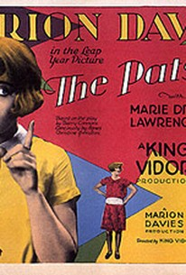 The Patsy (The Politic Flapper)