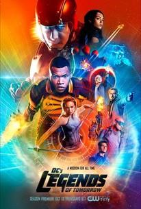 Dc S Legends Of Tomorrow Season 2 Rotten Tomatoes