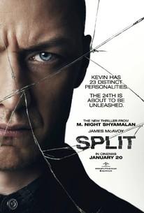 Split (2017) - Rotten Tomatoes