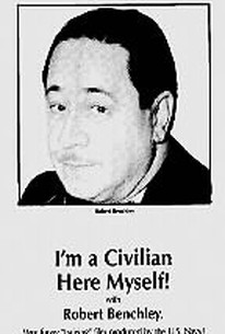 I'm a Civilian Here Myself!