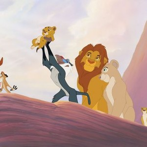 The Lion King II: Simba's Pride (1998) - Rotten Tomatoes