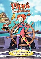 Pippi Longstocking: Pippi's Adventures On The South Seas