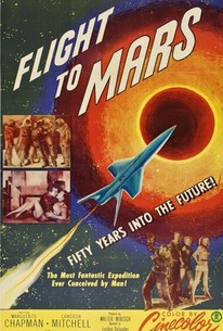 Flight to Mars