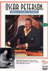 Oscar Peterson: Music in the Key of Oscar