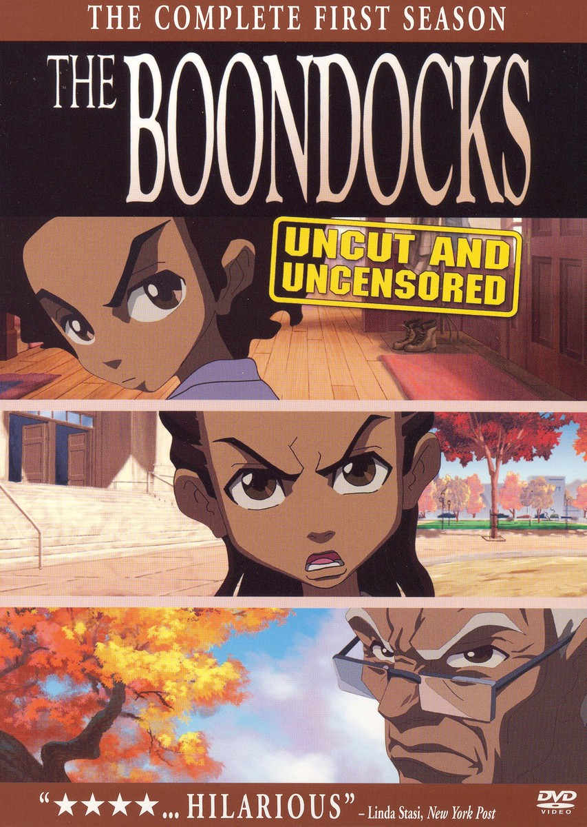 Watch cartoons online free boondocks.