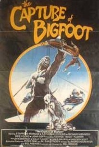 Capture of Bigfoot