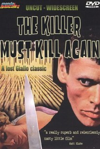 L'assassino è costretto ad uccidere ancora (The Killer Must Kill Again)