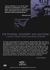 On Power, Dissent, and Racism: A Discussion with Noam Chomsky