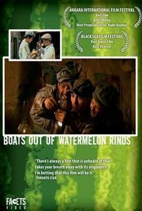 Karpuz kabugundan gemiler yapmak (Boats Out of Watermelon Rinds)