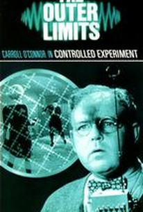 """Outer Limits - """"Controlled Experiment"""""""