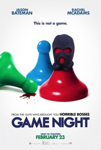 Game Night (2018) - Rotten Tomatoes