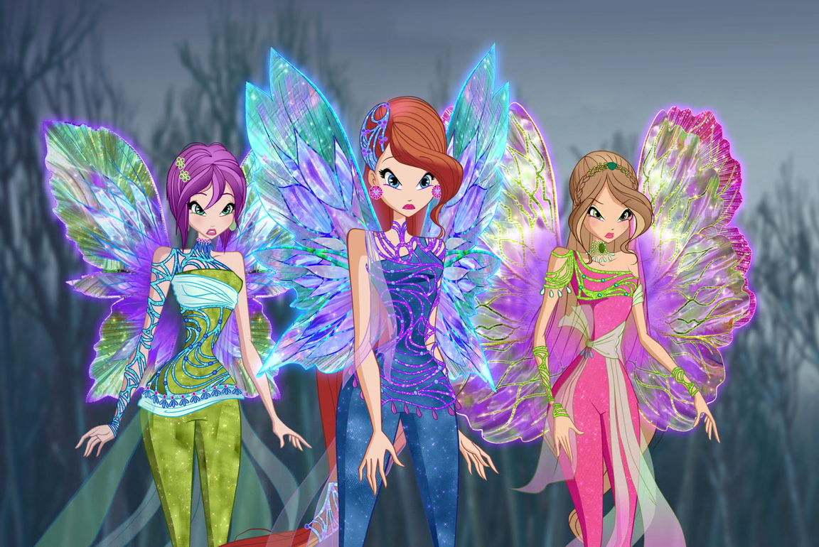 Winx Club WOW: World of Winx - Rotten Tomatoes