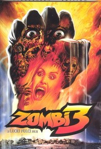 Zombi 3 Zombie Flesh Eaters 2 1988 Rotten Tomatoes