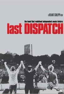 Last Dispatch