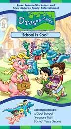 Dragon Tales: #9 - School is Cool