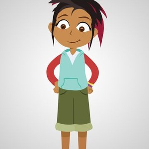 Izzie is voiced by Lara Jill Miller