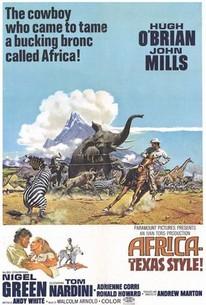 Africa---Texas Style!