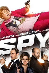 Spy 2015 Rotten Tomatoes