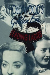 Hollywood's Golden Era: Leading Ladies