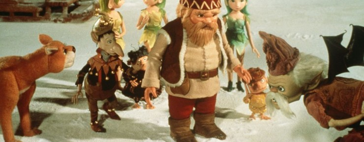 The Life Adventures Of Santa Claus 1985 Rotten Tomatoes