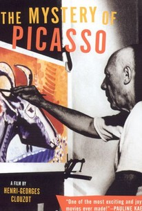 The Mystery of Picasso (Le mystère Picasso)