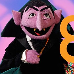 Count von Count is voiced by Jerry Nelson