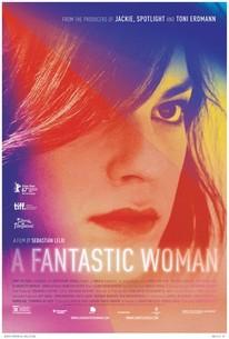 A Fantastic Woman (Una Mujer Fantastica)