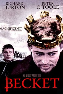 Becket 1964 Rotten Tomatoes