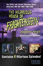 Hilarious House of Frightenstein