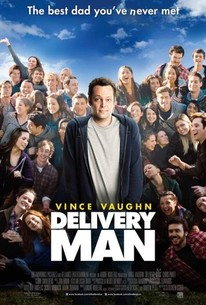 delivery man 2013 rotten tomatoes