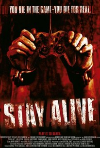 stay alive 2006 rotten tomatoes