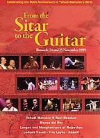 From the Sitar to the Guitar