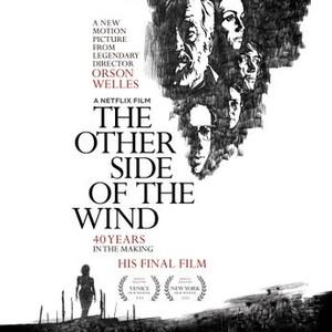 ผลการค้นหารูปภาพสำหรับ the other side of the wind poster