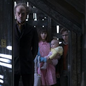 Neil Patrick Harris, Malina Weissman and Louis Hynes (from left)