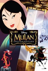 Mulan 1998 Rotten Tomatoes