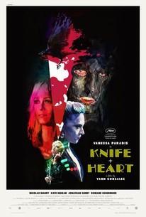 Knife + Heart (Un couteau dans le coeur)