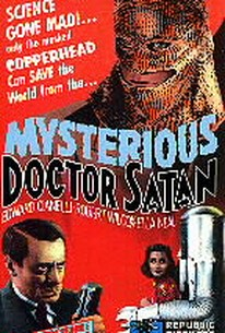 Mysterious Dr. Satan