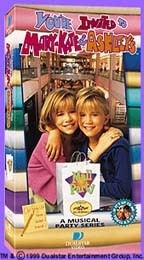 Mary-Kate & Ashley Olsen - You're Invited to Mary-Kate & Ashley's Mall Party