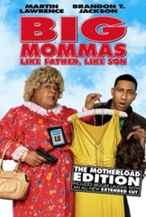 Big Mommas: Like Father, Like Son (Extended Cut)