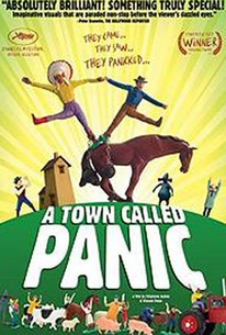 A Town Called Panic (Panique au village)