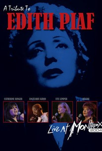 A Tribute to Edith Piaf: Live at Montreux