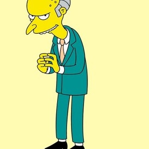 Charles Montgomery Burns is voiced by Harry Shearer