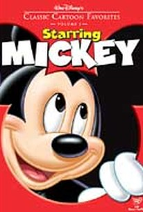 Walt Disney's Classic Cartoon Favorites Starring Mickey