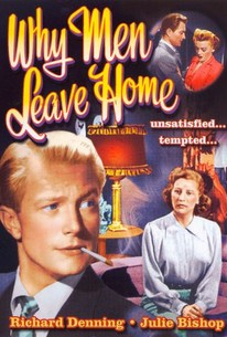 Why Men Leave Home
