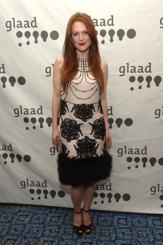18th Annual GLAAD Media Awards New York - Backstage and Audience