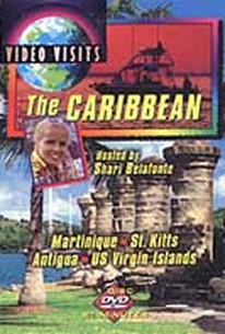 Video Visits - Martinique, St. Kitts & Antigua and the US Virgin Islands