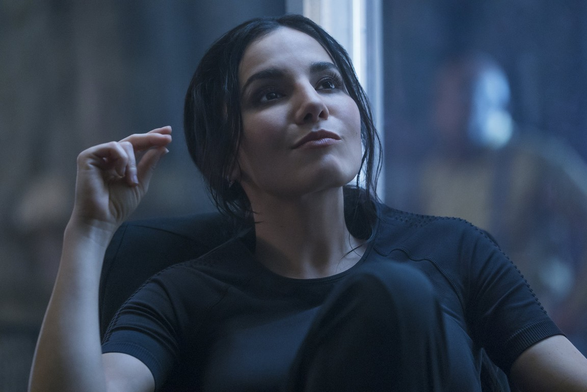 Altered Carbon Kristin altered carbon: season 1 - rotten tomatoes