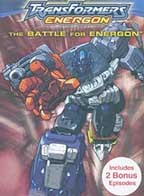 Transformers: Energon - The Battle for Energon